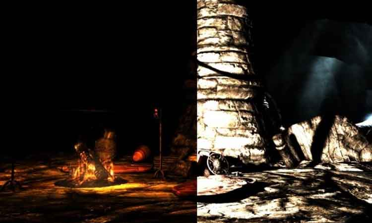 Realistic Night Eye and Vampire's Sight