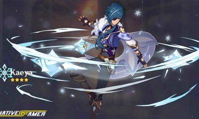 Kaeya Genshin Impact