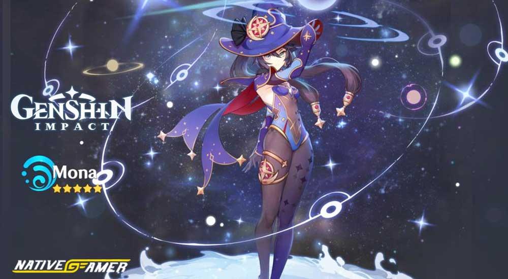 Mona-Genshin-Impact