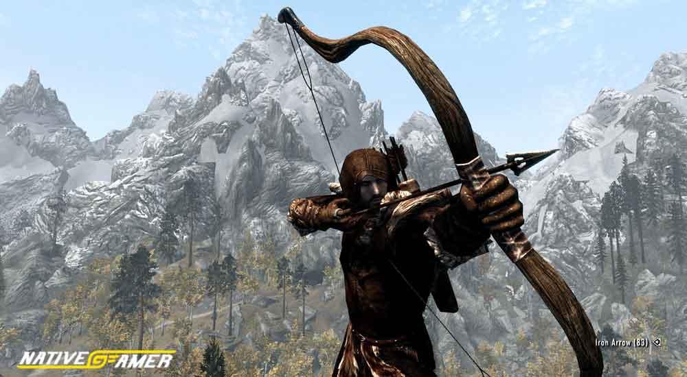 Skyrim Arrow Mods