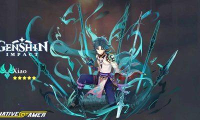 Xiao Genshin Impact Best Builds, Weapons & Skills
