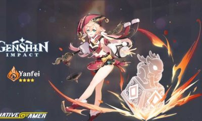 Yanfei Genshin Impact Best Builds, Weapons & Skills