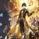 Zhongli Genshin Impact Best Builds, Weapons & Skills