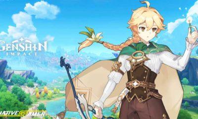 Traveler Genshin Impact Best Builds, Weapons & Skills